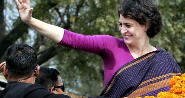 Priyanka warns Modi,says arrogance was the end of Duryodhan