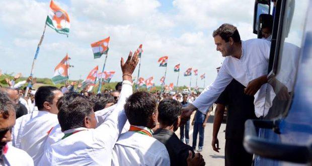 Rahul Gandhi Begins 3-Day Visit To Karnataka