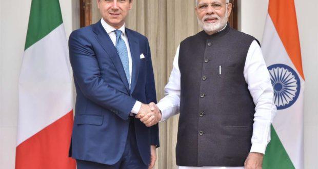 भारत-इटली प्रौद्योगिकी शिखर सम्मेलन को प्रधानमंत्री का सम्बोधन