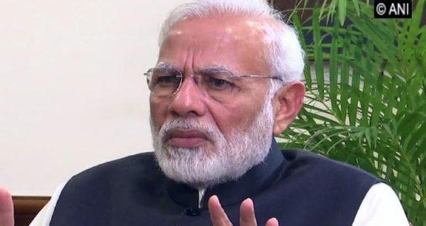 राम मंदिर निर्माण में कांग्रेस बनी है रोड़ा :PM मोदी