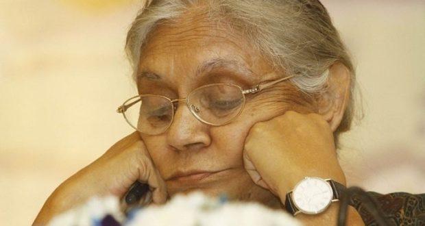 पूर्व मुख्यमंत्री शीला दीक्षित पर कांग्रेस ने डाली दिल्ली के अध्यक्ष पद की ज़िम्मेदारी