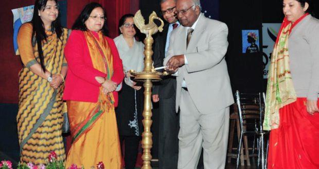 दिल्ली विश्वविद्यालय में लोकतंत्र पर भव्य कार्यक्रम