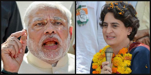 चौकीदार किसानों के नहीं,अमीरों के यहां होते हैं:प्रियंका