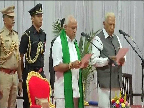 येदियुरप्पा बने चौथी बार कर्नाटक के मुख्यमंत्री