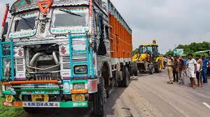 7 घन्टे क्यों लगे ट्रक को 7 km की दूरी तैय करने में