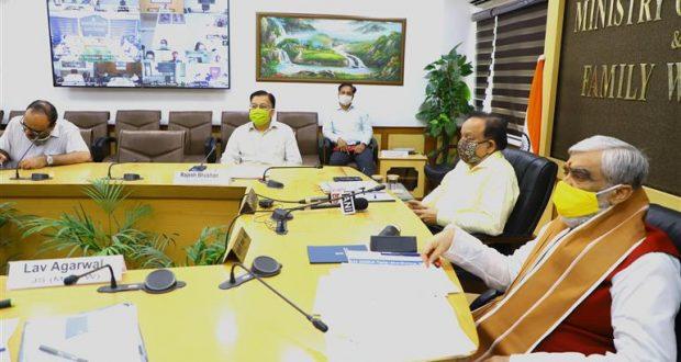 ई-संजीवनी से ओ.पी.डी.परामर्श :DR Harshvardhan