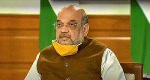 केन्द्रीय गृहमंत्री ने आज नई दिल्ली में केन्द्रशासित प्रदेश लद्दाख के जनप्रतिनिधियों से मुलाकात की