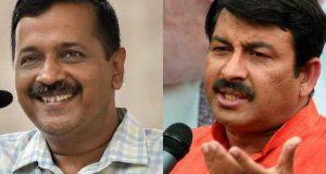 दिल्ली की आम आदमी पार्टी सरकार नमक हराम ?