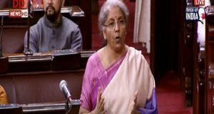 केन्द्र सरकार किसानों और मजदूरों के विकास के लिए प्रतिबद्ध :निर्मला
