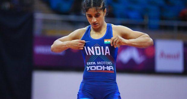 भारतीय महिला पहलवान विनेश ने मेटियो पेलिकोन रैंकिंग सीरिज में दूसरा स्वर्ण पदक जीता