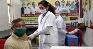 देश में अब तक 7 करोड़ 30 लाख से अधिक कोविड टीके लगाए गए