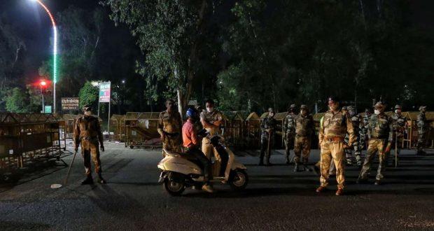Night Curfew in Bengaluru and 6 Other Cities In Karnataka