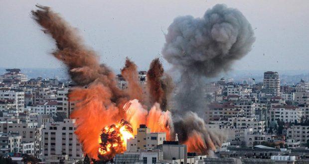 क्या इजराइल को सज़ा नहीं मिलनी चाहिए ?